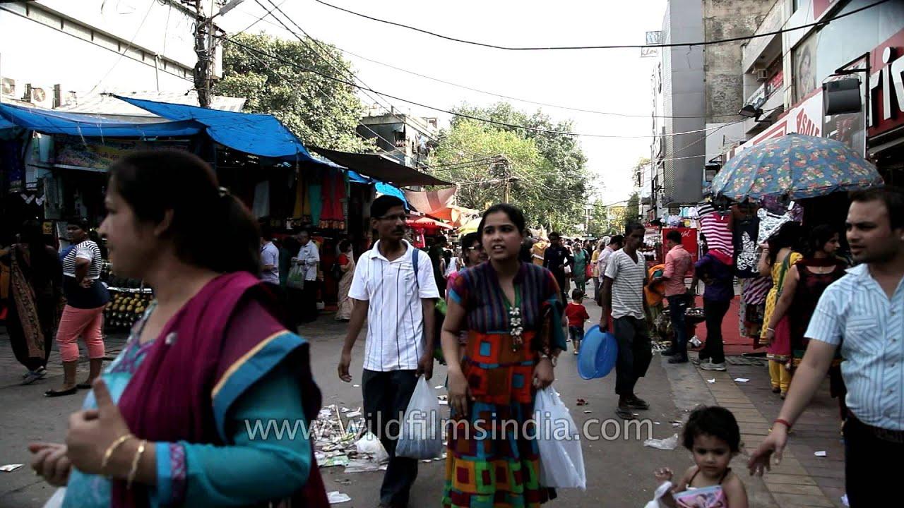 Chandni Chowk Lehenga Market | Buy Designer Lehengas For ...