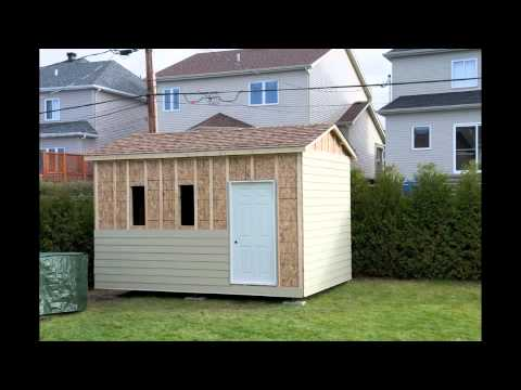 Bobbs rona shed plan for Rona garage plans