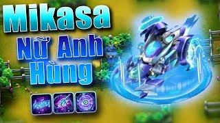 Bang Bang trên zing me - Mikasa Nữ Anh hùng sau khi fix
