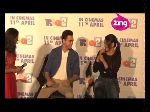 Imran Khan and Sonakshi Sinha dub for Rio 2