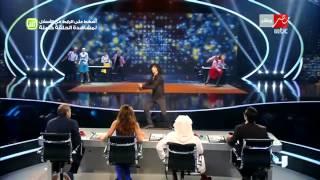 لطفي بوسيدرا - النصف نهائيات - عرب غوت تالنت 3 الحلقة 9
