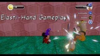 Disney Infinity Elasti-Hand (Sticky Hand) Sorceror