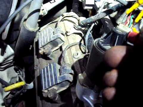 Service manual Remove Maf Sensor On A 2000 Buick Lesabre