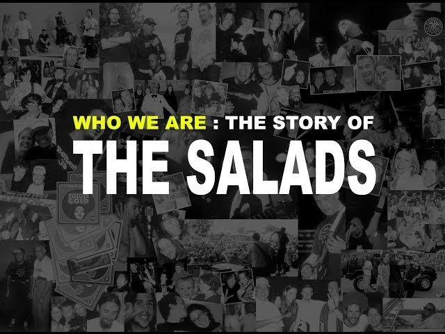Who We Are : The Story Of The Salads (2004)