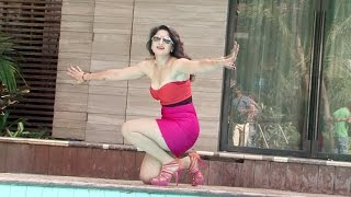 Bollywood Actress Gets NAUGHTY Beside The POOL