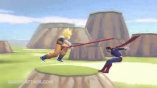 Goku Vs Superman 2014 LA GRAN PELEA A MUERTE !! THE