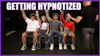 GETTING HYPNOTIZED ft. JAMES CHARLES & EMMA CHAMBERLAIN