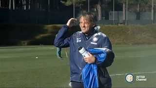 ALLENAMENTO INTER REAL AUDIO 27 11 2015
