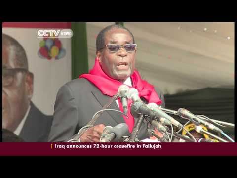 Robert Mugabe Turns Ninety
