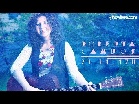 Roberta Campos no showlivre.com - Apresentação na íntegra