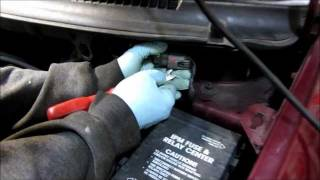 How To Change Voyager Spark Plugs