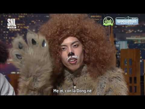[Vietsub] INFINITE SNL - Saturday Night Line 2/2