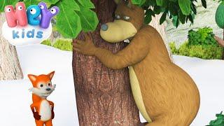 Песни Для Детей - Песня про медведя + сборник Скачать клип, смотреть клип, скачать песню