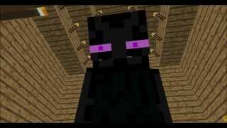 Minecraft Slenderman Vs Enderman