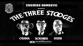 [Government Shutdown - Three Stooges to blame!] Video