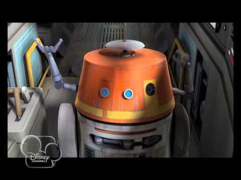 Star Wars Povstalci - trailer
