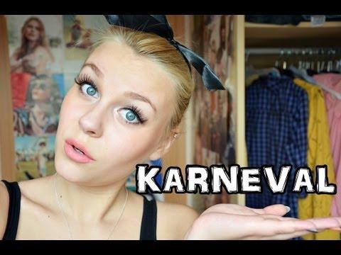 GET READY WITH ME - für KARNEVAL   Dagi Bee