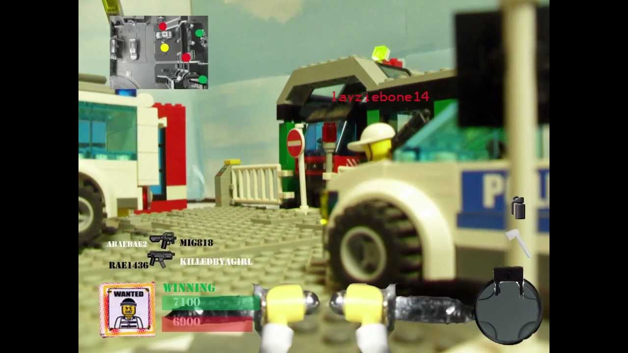 Lego call of duty auto design tech - Modern tuinmodel ...