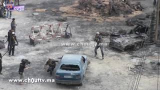 فيديو جديد..الشينوا دايرين الحرب فكازا | بــووز