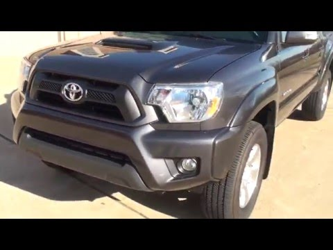 HD VIDEO 2015 TOYOTA TACOMA V6 4X4 DOUBLE CAB TRD SPORT FOR SALE SEE WWW SUNSETMOTORS COM