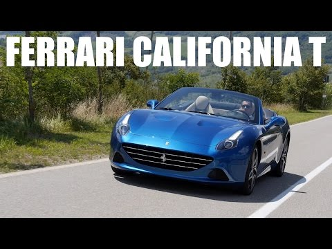 (ENG) Ferrari California T - First Test Drive and Review