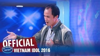 VIETNAM IDOL 2016 - TẬP 2 - SAY TÌNH - ĐẶNG MẠNH TUẤN