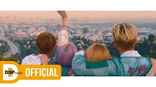 KARD - Hola Hola YouTube 影片