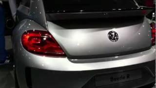 Volkswagen New Beetle R at IAA Frankfurt videos