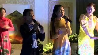 Bản mới - Nhóc Cường 2 bài hát ngọt ngào tại Bắc Ninh