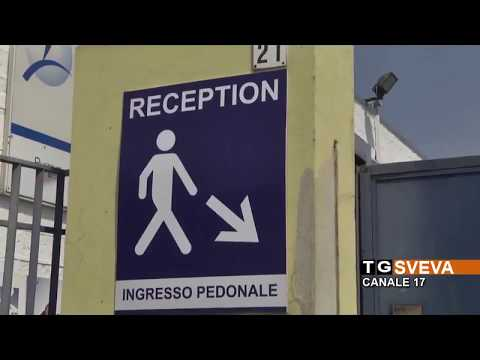 TG TELESVEVA BARLETTA Nuovo piano di messa in sicurezza la Timac