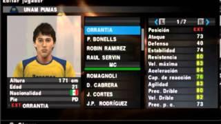 PES 2013 PSP/PS2 Liga MX + Ascenso MX Clausura 2013 By