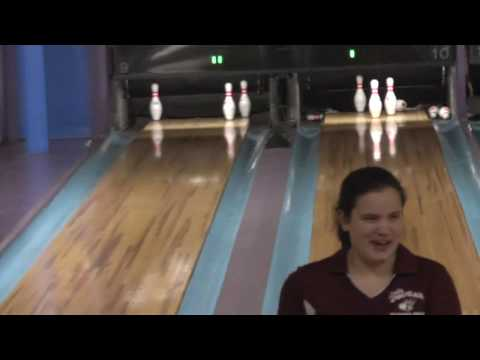 NCCS - Ticonderoga Girls Bowling 1-7-13