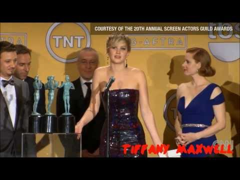 Jennifer Lawrence - Funny Moments (Part 24)
