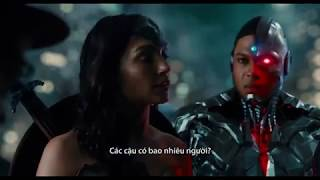 "Phim bom tấn ""Justice League"" Official Trailer"