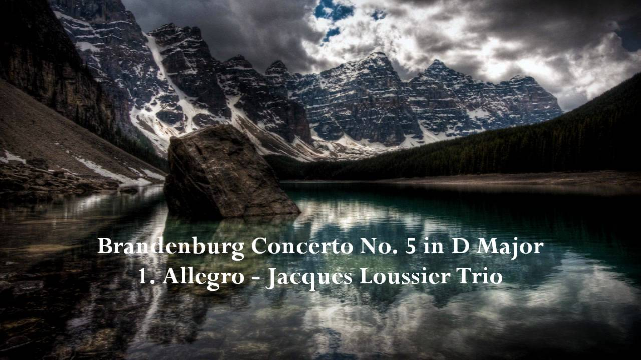 Jacques Loussier Trio - Play Bach