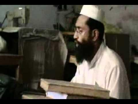 Mnazra sma'a slat-o-slam ind qabar ul Nabi(s a a w) by Maulana Muhammad Nwaz Sahib (Faisalabadi)p 6