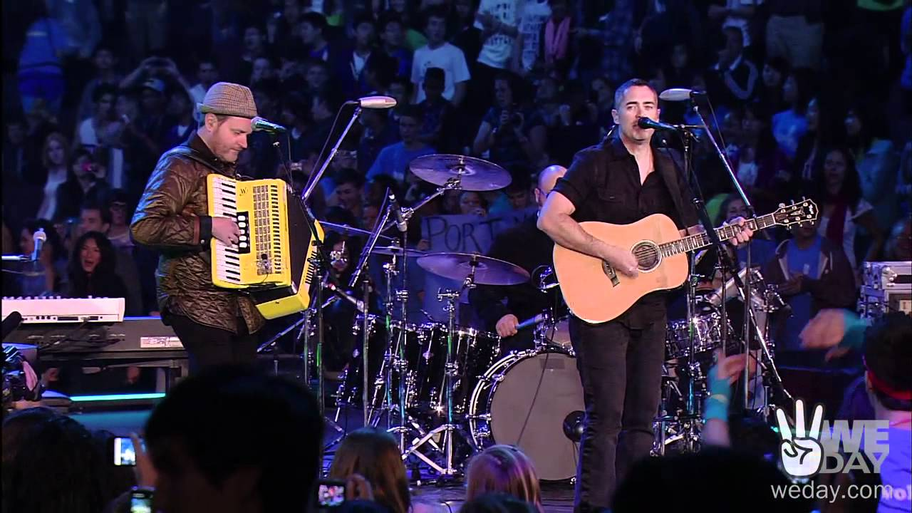 The Barenaked Ladies - If I Had a Million Dollars - Live