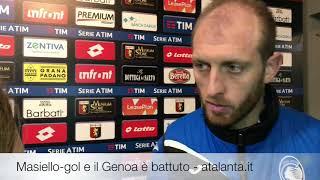 Masiello-gol ed il Genoa è battuto