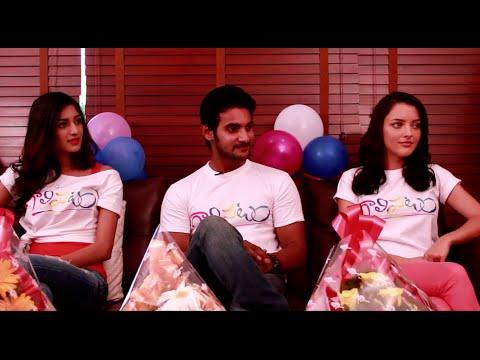 Galipatam-Movie-Interview---Aadi-Erica-Fernandes-Kristina-Akheeva
