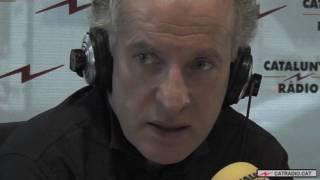 Martxelo Otamendi Manel Fuentesen irratsaioan, Catalunya Radion