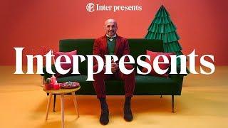 INTERPRESENTS   INTER'S 2018 CHRISTMAS CAMPAIGN 🎅🏼⚫🔵🎄????