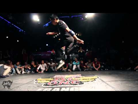 HOCINE vs BILLY BOY | Red Bull BC One Cypher FRANCE | YAK FILMS