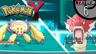 Pokemon X And Y Livestream #6: Excadrill + Sandstorm