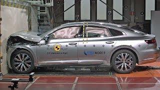 Volkswagen Arteon (2018) CRASH TEST. YouCar Car Reviews.