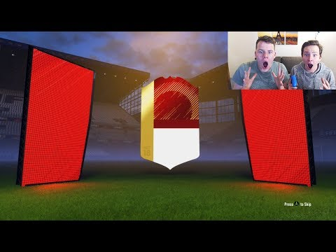 INSANE 96+ RED TOTS!!! 2x ELITE 1 MONTHLY FUT CHAMPIONS REWARDS PACKS! FIFA 18 PACK OPENING