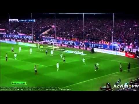 Atletico Madrid vs Real Madrid 2-2 2014 All Goals & Match Highlights 02-3-2014