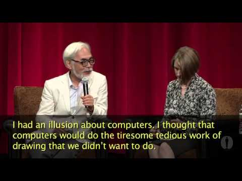 Hayao Miyazaki: The Future of Animation