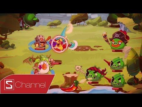 Angry Birds Epic: Chơi Angrry Bird theo phong cách nhập vai mới