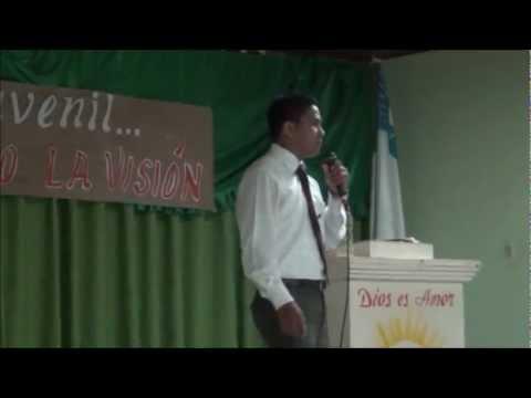 Pastor Wilberto Ruiz, La Necesidad De Un Caracter Ajustado A La Palabra De DIOS.flv