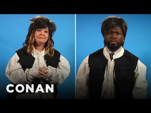 Young Han Solo Audition Tapes  - CONAN on TBS